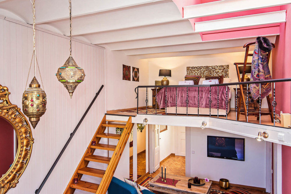 Sweet Inn's Top 10 Romantic Apartments for Valentine's Day